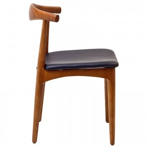 Tracy Dining Side Chair, Black by Modway Furniture