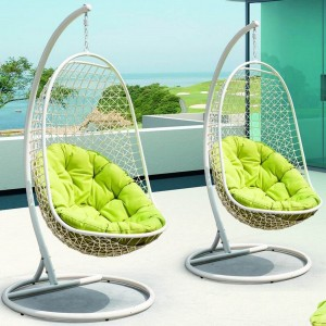 Encounter Swing Outdoor Patio Lounge Chair by Modway Furniture