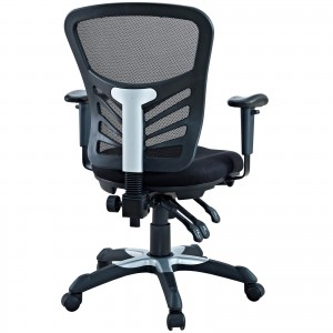Articulate Office Chair, Black by Modway Furniture