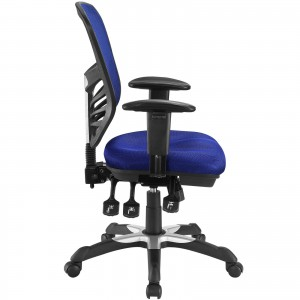 Articulate Office Chair, Blue  by Modway Furniture