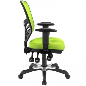 Articulate Office Chair, Green by Modway Furniture