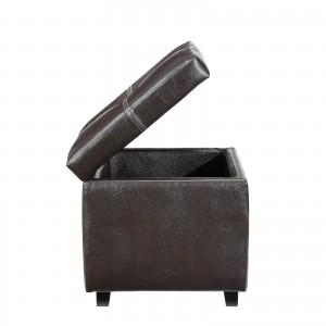 Treasure Ottoman, Espresso by Modway Furniture