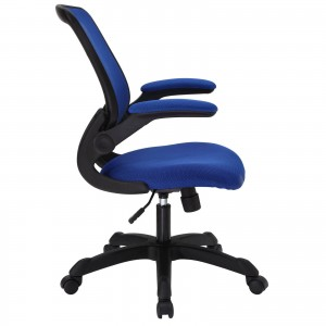 Veer Office Chair, Blue  by Modway Furniture
