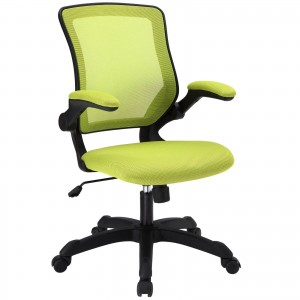 Veer Office Chair, Green by Modway Furniture