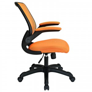 Veer Office Chair, Orange by Modway Furniture