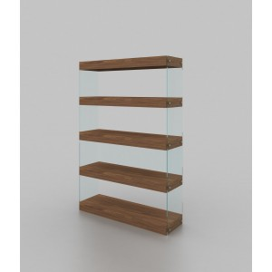 Elm Curio by J&M Furniture