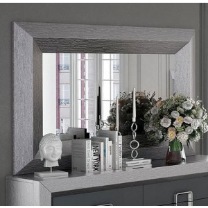 Enzo Mirror for Double Dresser by Franco Furniture, Spain