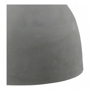 Pozzolana Concrete/Iron/Copper Pendant Lamp by MOE'S