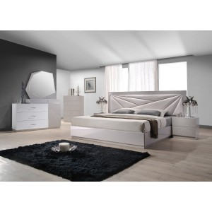 Florence Bedroom Set by J&M Furniture