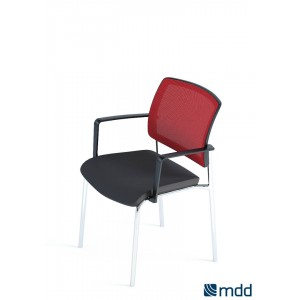 Gaya Conference Chair w/Armrest by MDD Office Furniture