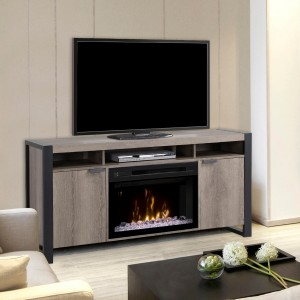 Pierre Media Console Electric Fireplace by Dimplex