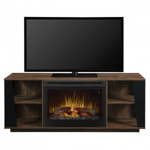 Arlo Media Console Electric Fireplace by Dimplex