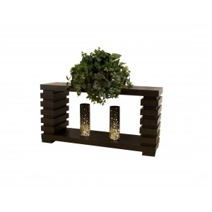 Gigi Wood Console Table by Sharelle Furnishings