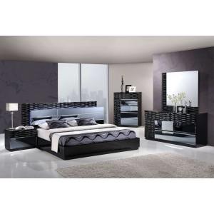 Manhattan Bedroom Set by Global Furniture USA