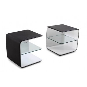 Wave Nightstands by J&M Furniture