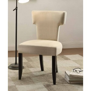 Alta Fabric Accent Chair by Homelegance