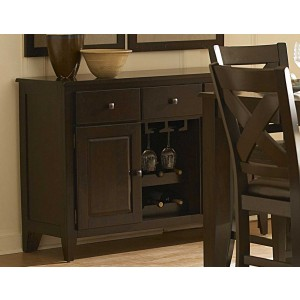 Crown Point Classic Wood Buffet by Homelegance