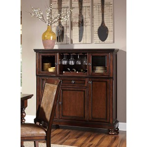 Cumberland Classic Wood Buffet by Homelegance