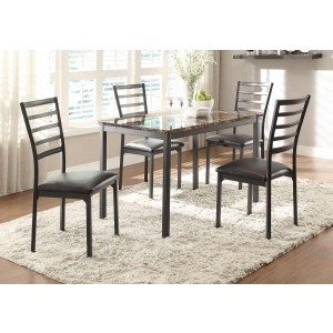 Flannery Transitional Dining Room Set by Homelegance