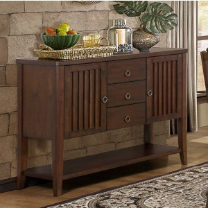 Dickens Classic Wood Buffet by Homelegance