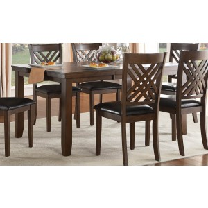 Sandia Classic Dining Room Set by Homelegance
