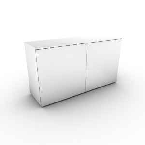 Impuls Low Credenza by MDD Office Furniture