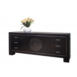 Jordan Wood Buffet by Sharelle Furnishings