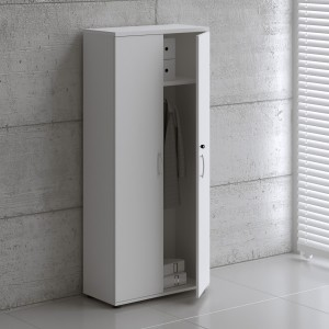 Basic 5OH Tall Office Storage Cabinet by MDD Office Furniture
