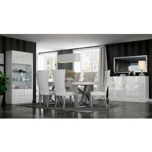 Kiu Modern Dining Room Set by Franco Furniture