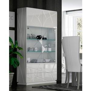 Kiu Modern Display Cabinet/China by Franco Furniture