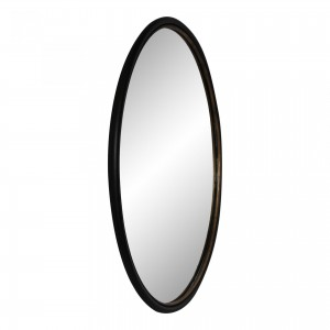 Sax Metal Round Mirror by MOE'S