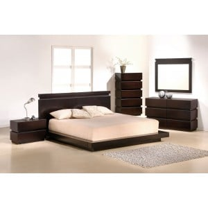 Knotch Bedroom Set by J&M Furniture