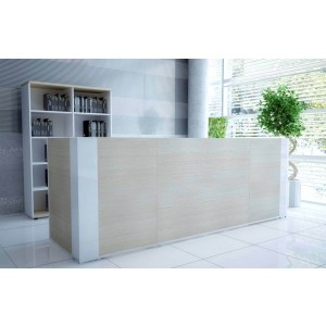 Tera Straight Reception Desk