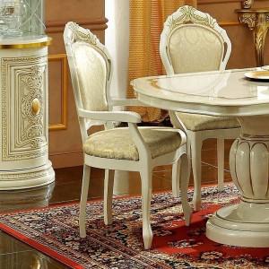 Leonardo Dining Arm Chair by Camelgroup, Italy
