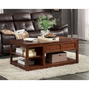 Booker Wood Occasional Table Set by Homelegance