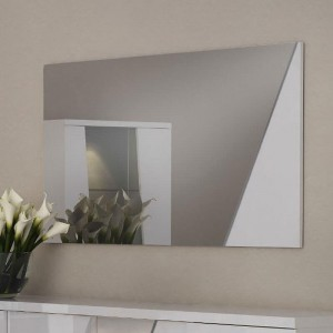Lisa Contemporary Buffet Mirror by Status, Italy