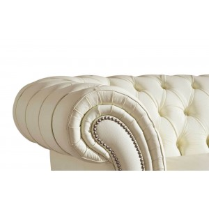 287 Leather/Eco-Leather Sofa by ESF Furniture