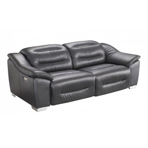 972 Leather/Eco-Leather Sofa by ESF Furniture