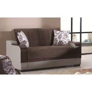 Texas 2015 Loveseat by Empire Furniture, USA