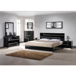 Lucca Bedroom Set by J&M Furniture