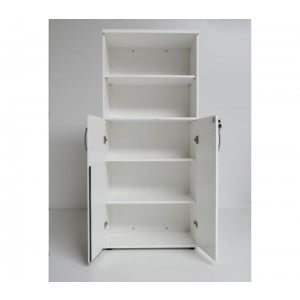Standard Medium Office Bookcase Unit by MDD Office Furniture
