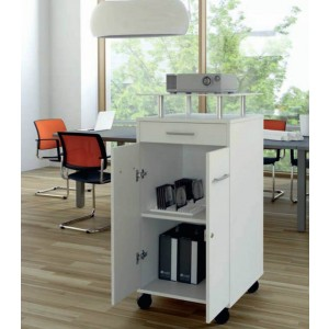 Standard A3R02 Mobile Storage Cabinet by MDD Office Furniture