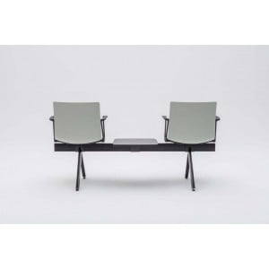 Shila B Conference Chairs w/Table by MDD Office Furniture
