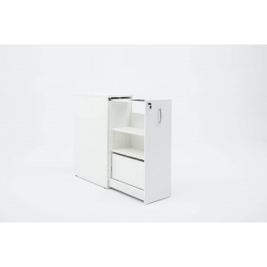 Standard Cargo Pedestal w/Handle by MDD Office Furniture
