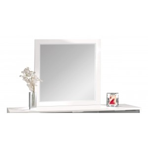 Mera Lacquer Mirror by Sharelle Furnishings