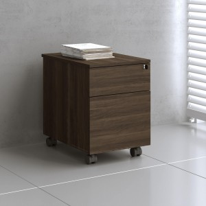 Mito Mobile Pedestal w/File Drawer by MDD Office Furniture