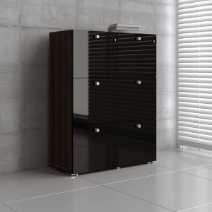 Mito Medium Office Storage Unit w/6 File Drawers by MDD Office Furniture