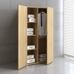 Mito Tall Storage Cabinet by MDD Office Furniture