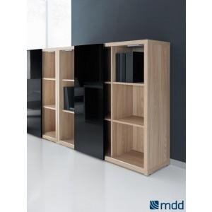 Mito Medium Office Storage Cabinet w/Sliding Door by MDD Office Furniture