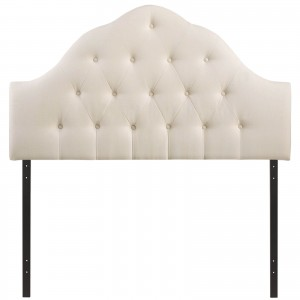 Sovereign Full Fabric Headboard, Ivory by Modway Furniture